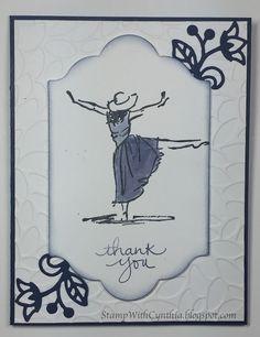 Thankful Thursday - Beautiful You with a Flourish!