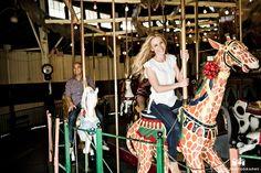 Balboa Park Carousel engagement. #engagementphotos #engagementpictures