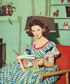Margaret O'Brien, November 1952.
