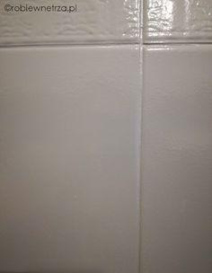 Robię Wnętrza: Malowanie kafelków czas zacząć czyli szybka metamorfoza łazienki Diy, Bricolage, Do It Yourself, Homemade, Diys, Crafting