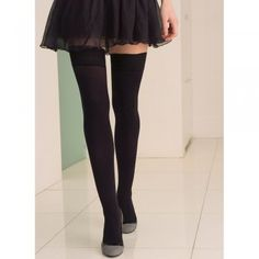 It's nearly National Stockings Day (19/10/11)   These basic 60den black holdups would be the perfect choice for the day as it will probably be a chilly one. G