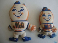 Retro Mr. Met!