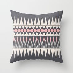 Miúda  Throw Pillow