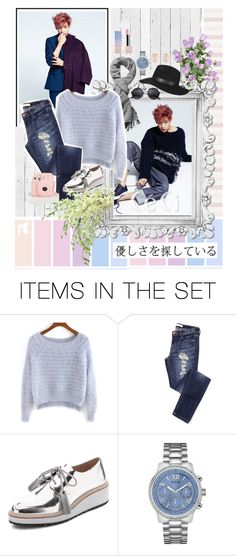 """""""Hey baby, you look so fine"""" by quemaproprevie on Polyvore featuring art, kpop, bambam, GOT7 and GOT7BamBam"""