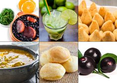 Descubre los ingredientes y platos más característicos de la cocina de Brasil