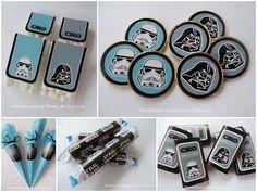 Golosinas Personalizadas - Star Wars