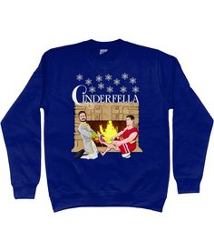 68b714d6 Funny, Gay Christmas Jumper, Cinderfella! Gay Pantomime/Humour, Cinderella  Eat Your Heart Out! LGBT, LGBTQ! Gay Christmas Jumper, Gay Xmas