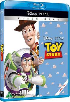 Toy Story på Blu-ray