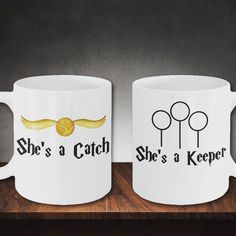 Comment #iwant to get these Lesbian Mug set!
