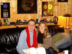 Lisa Gerrard with Klaus Schulze