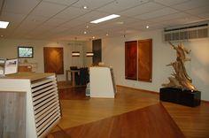 Een blik uit de showroom in Schagen!