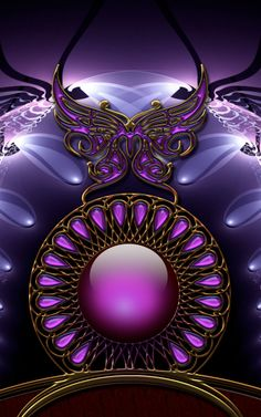 Fractal & Photoshop by Nathan Smith