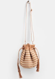 Whitney Bucket Bag #threadsence #fashion