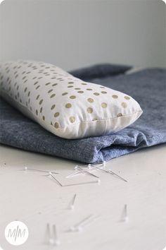 Tailor's Ham & Seam Roll Princess Seam, Ham, Rolls, Throw Pillows, Handmade, Toss Pillows, Hand Made, Cushions, Hams