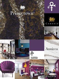 #CambriaQuartz Cambria Princetown Cambria Annicca Pantone Love Symbol #2 Pantone Prince Purple Cambria Quartz, Love Symbols, Pantone Color, Countertops, Bathroom Ideas, Prince, Surface, Purple, Vanity Tops