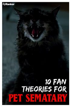 10 Fan Theories And Predictions For Pet Sematary Pet Sematary Fan Theories Pets