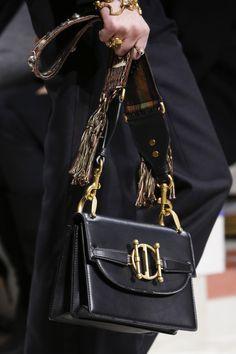 fec755f4bd Christian Dior Fall 2018 Ready-to-Wear Fashion Show Details Branded Bags,  Fall