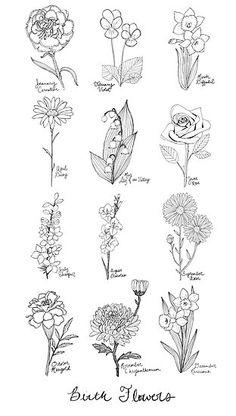Aster Tattoo, Gladiolus Tattoo, Lilac Tattoo, Gladiolus Flower, Black Tattoos, Cute Tattoos, Body Art Tattoos, Small Tattoos, Mini Tattoos