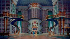 They say that home is where the heart is, and our heart wants to be in Beast's enchanted castle.