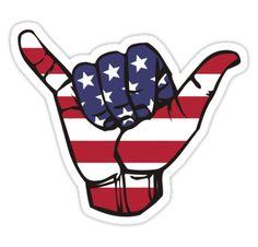 Happy Face Images, American Flag Art, Patriotic Tattoos, Patriotic Pictures, Transparent Stickers, Stripes Design, Vinyl Wall Decals, Sticker Design, Clip Art