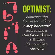 Optimist cha-cha
