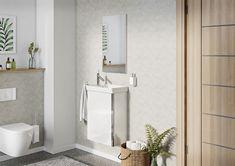 Meble łazienkowe/ bathroom furniture Spring Collection Bathtub, Vanity, Bathroom, Alcove, Spring, Design, Products, Small Baths, Closet Storage