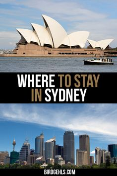 When travelling to #Sydney, should you stay in the centre of the city, or one of its hip, surrounding suburbs? This guide explores what there is to do, see, eat and drink in the city, as well as areas such as Balmain, Newtown, Parramatta and Bondi. Armed with this information, you'll be able to make your choice of where to stay next time you visit this #Australian city. / #traveltips / #Australia / Sydney Accommodation / Sydney Hotels / #Sydneycity / #VisitNSW / Where to stay in Sydney /