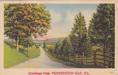 Pennington Gap, VA
