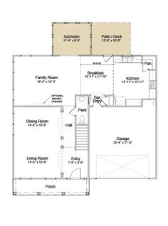 Exceptional Mungo Homes Roland Plan