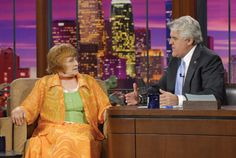 Waynesburg's Venus Ramey (Miss America 1944) drew quite a few laughs during her visit to The Tonight Show with Jay Leno. Ramey drew national attention when the 82-year-old thwarted a theft on her Lincoln County farm.