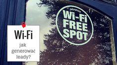 Jak generować leady dzięki Wi-Fi? My już wiemy! http://bit.ly/wifi-lead