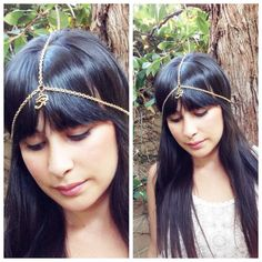 Items similar to Eye of Horus headchain. Simple Headchain on Etsy Egyptian Eye, The Doors Of Perception, Eye Of Horus, Origins, Jewelry Ideas, Chains, Swag, Dress Up, Middle
