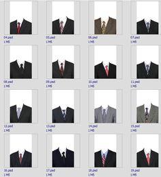 Фото на документы. Мужские костюмы. [PSD, 22 шт] скачать торрент бесплатно → OPENSHARA.RU