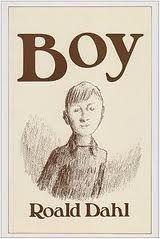 Boy, by Roald Dahl.