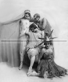 1915 Ziegfeld Follies  Midnight Frolic Restored By N.J.D. 2012