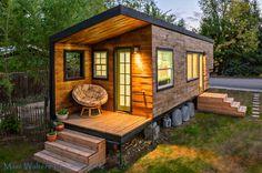 Architect's big idea: Tiny, $11,000 house | Spaces - Yahoo Homes
