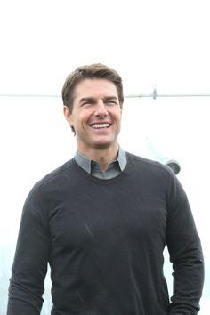 Tom Cruise a Mosca