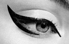 Make up Inspiration 1 : Eye liner