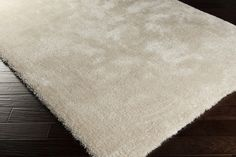 Surya Nimbus NBS-3001 Area Rug - The Surya Nimbus Collection features hand woven 100% Polyester shag rugs.
