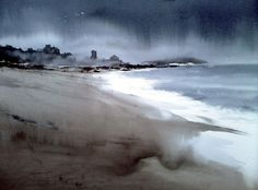 Manolo Jiménez #watercolor jd