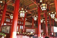 Forbidden city palace interior.3