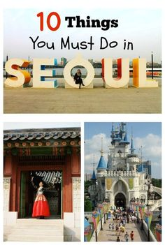 10 Things You Absolutely Must Do In Seoul Korea - The Blessing Bucket