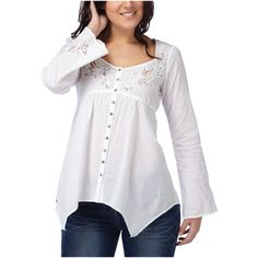 Joe Browns Women's Lovely Lace Detail Blouse at Sears.com