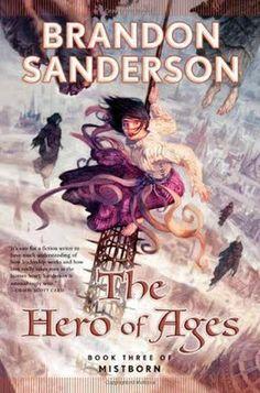 Mistborn series by Brandon Sanderson