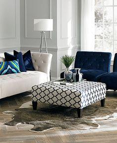 Lizbeth fabric sofa living room furniture collection Macy s living room furniture sale
