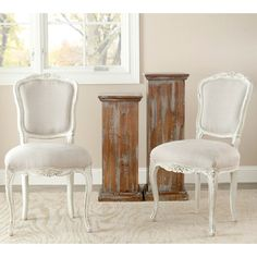 Genial Provence Antiqued French Side Chairs (Set Of 2) | Overstock.com