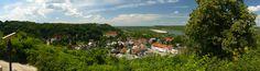 Kazimierz Dolny panorama - Kazimierz Dolny – Wikipedia, wolna encyklopedia