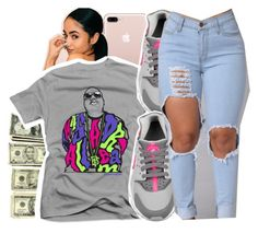 """""""fast cars, shooting stars..."""" by glowithbria ❤ liked on Polyvore featuring NIKE"""