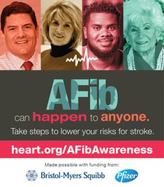Get the facts about AFib and stroke risk