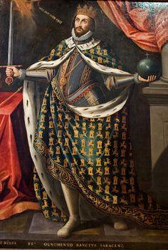 S. FERNANDO III DE CASTELA - St Ferdinand